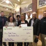 Mrs. Slaby Wins Financial Literacy Award