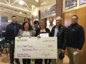 Mrs. Slaby Wins Financial Literacy Award