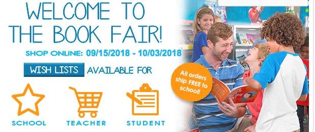 Online Book Fair Option